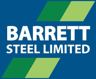 Company logo for Barrett Steel Buildings
