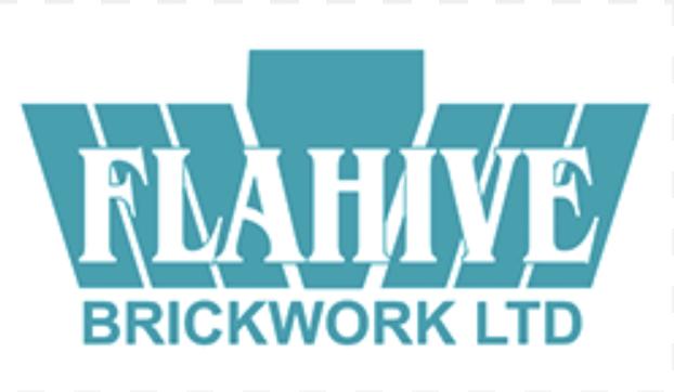 Image of the Flahive Brickwork logo