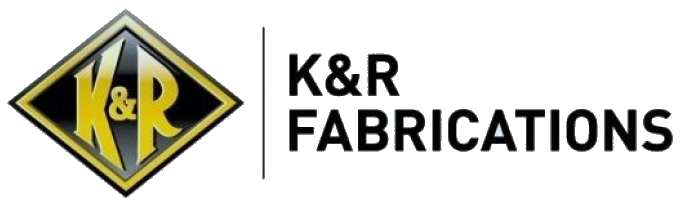 Image of the K&R Fabrications logo