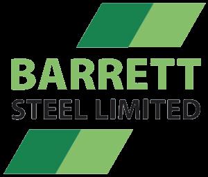 Image of the Barrett Steel Buildings logo